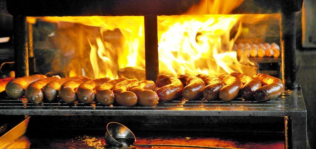 Grille gazowe: warte uwagi wyposażenie restauracji