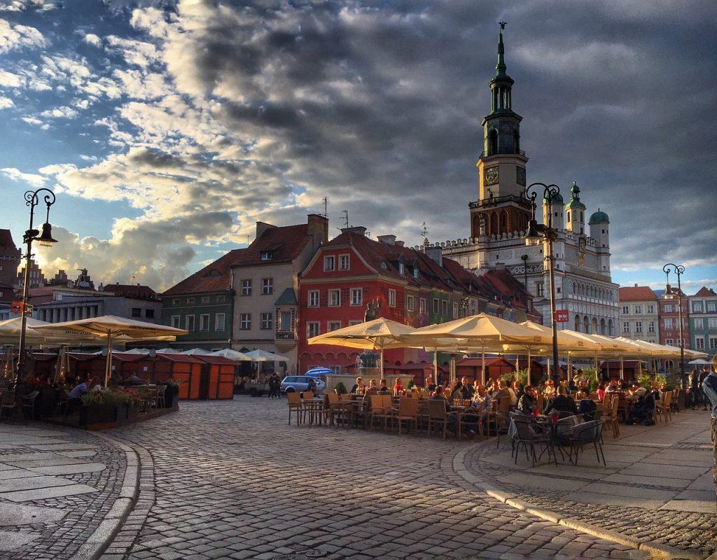 Poznań a inne miasta w Polsce