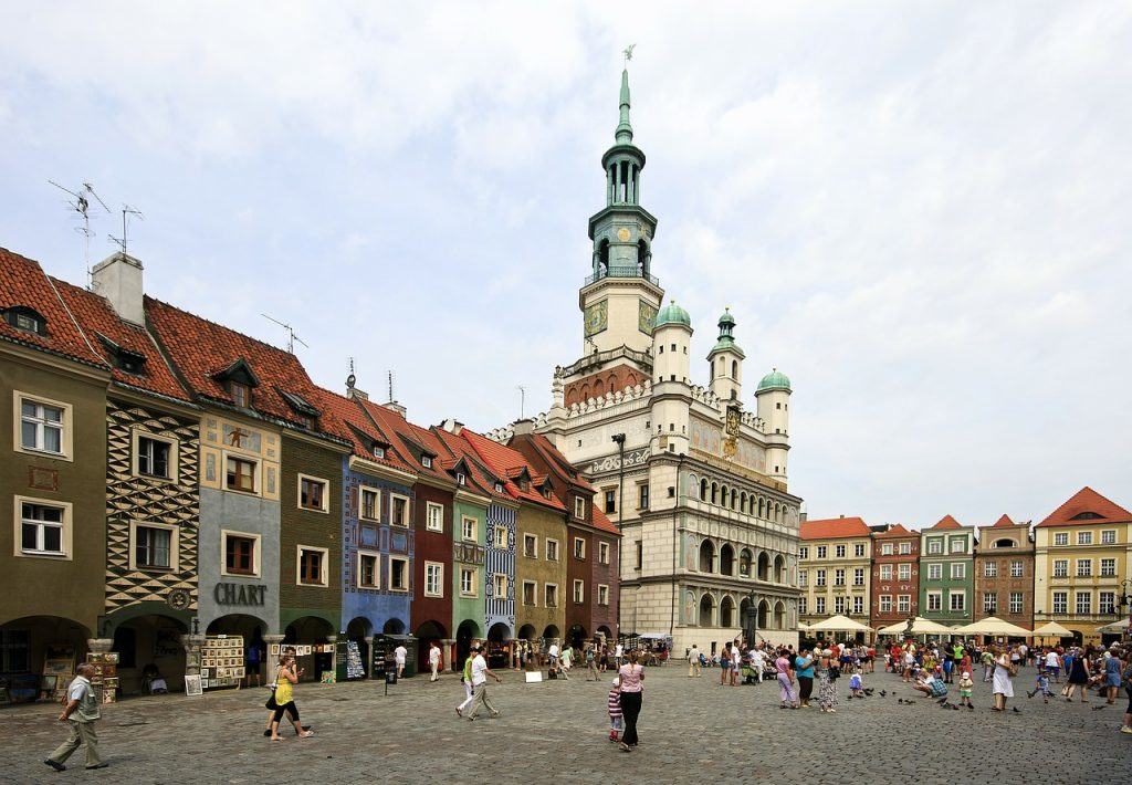 Poznań – miasto studentów