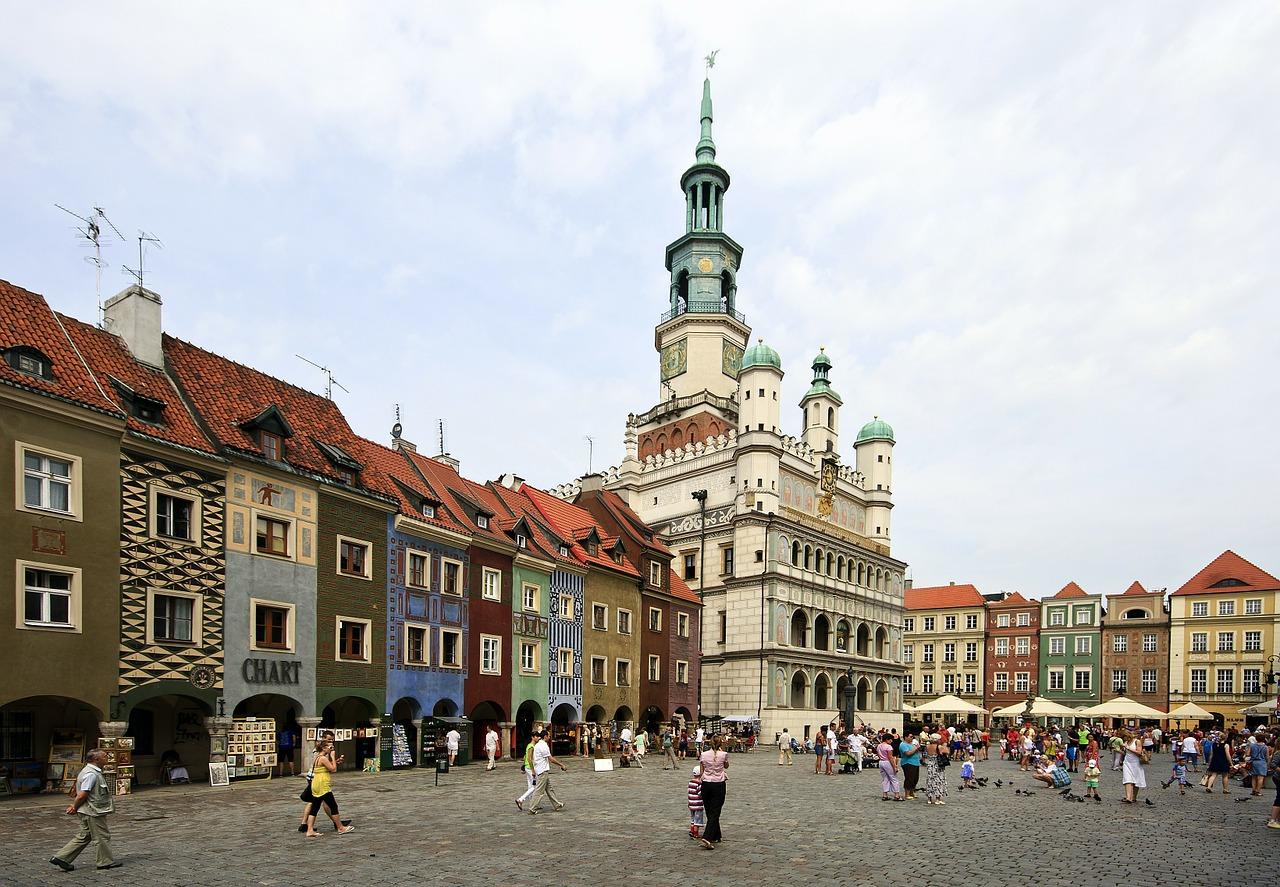Poznań - miasto studentów